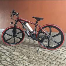 Электровелосипед Porshe