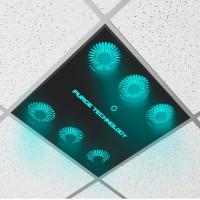 Бактерицидный рециркулятор воздуха PT Armstrong (черный)